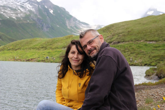 Tinu und Cristina
