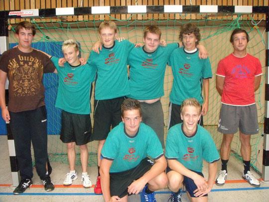 Männliche B-Jugend - Saison 2010/11 - Jahrgang 1994/95