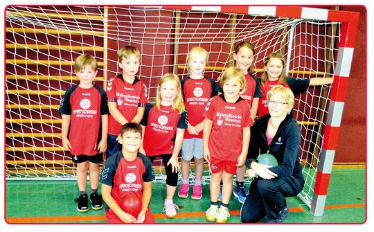 Minis Scharmbeck - Saison 2014/15 - Jahrgang 2006/07