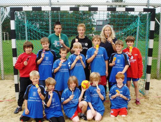 Männliche E-Jugend - Saison 2011/12 - Jahrgang 2001/02