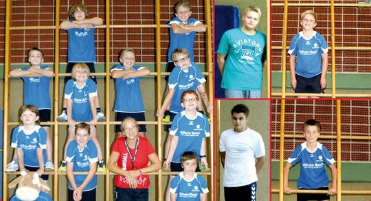 männliche E-Jugend - Saison 2013/14 - Jahrgang 2003/04