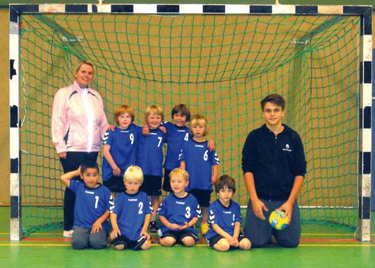 Superminis Luhdorf - Saison 2012/13 - Jahrgang 2006/07