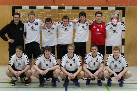 Männlich A-Jugend - Saison 2011/12 - Jahrgang 1993/94 - neue Trikots