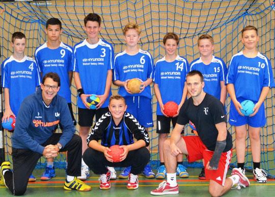 männliche C-Jugend - Saison 2015/16 - Jahrgang 2001/02