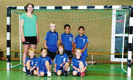 Superminis Luhdorf - Saison 2013/14 - Jahrgang 2007/08