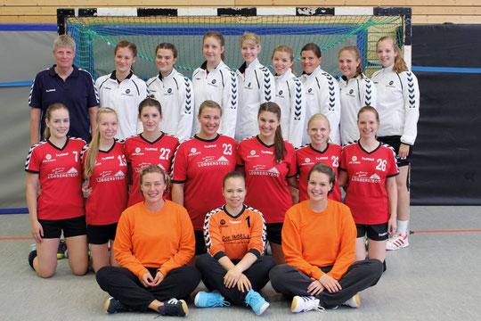 1.Damen - Saison 2015/16 - Regionsoberliga Lüneburger Heide