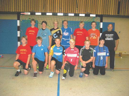 männliche C-Jugend - Saison 2012/13 - Jahrgang 1998/99
