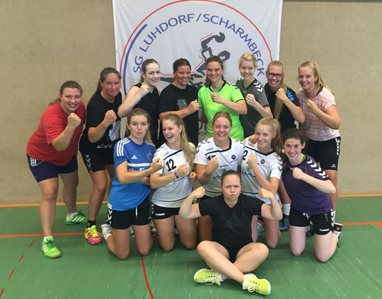 1.Damen - Saison 2018/19 - Regionsoberliga