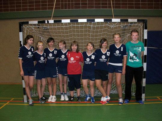 Weibliche C-Jugend (2) - Saison 2010/11 - Jahrgang 1997