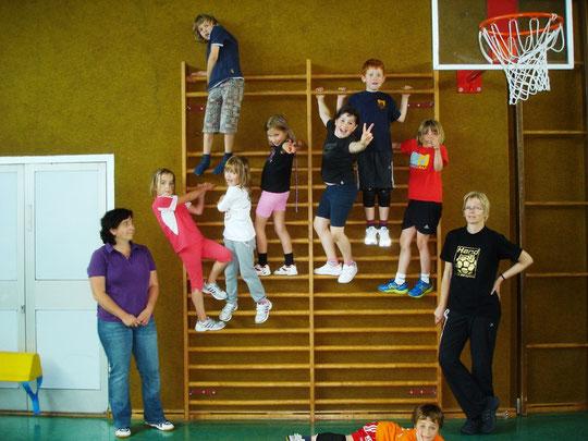Minis Scharmbeck - Saison 2011/12 - Jahrgang 2003/04