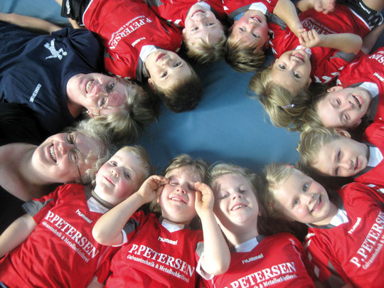 Superminis Scharmbeck - Saison 2012/13 - Jahrgang 2006/07