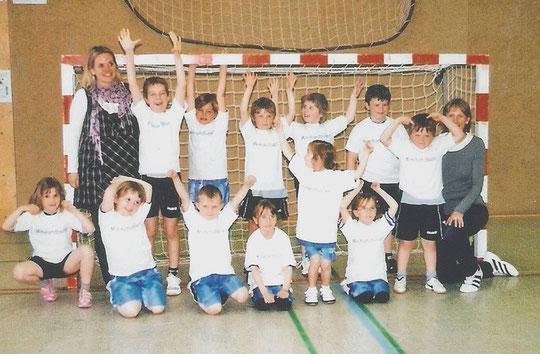Superminis Luhdorf - Saison 2010/11 - Jahrgang 2004/05