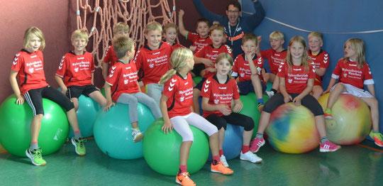 Minis Scharmbeck - Saison 2015/16 - Jahrgang 2007/08