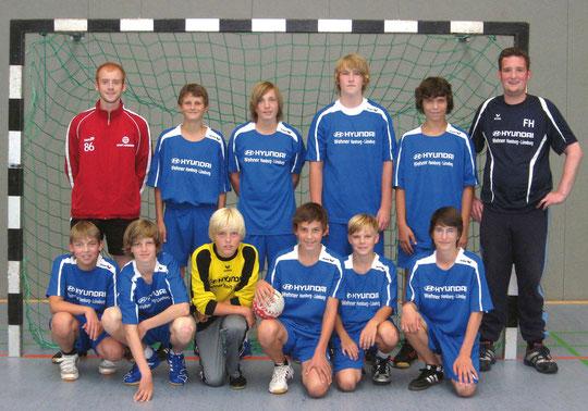 Männliche C-Jugend (1) - Saison 2010/11 - Jahrgang 1996/97