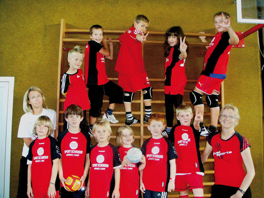 Minis Scharmbeck - Saison 2010/11 - Jahrgang 2002/03