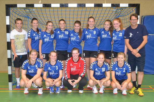 weibliche A-Jugend - Saison 2013/14 - Jahrgang 95/96