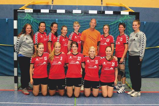 1.Damen - Saison 2013/14