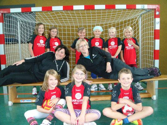 Minis Scharmbeck - Saison 2012/13 - Jahrgang 2004/05