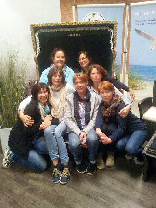 Ladykracher - 2015 - Ausflug nach Cuxhaven