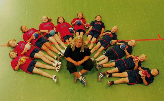 Minis Luhdorf - Saison 2011/12 - Jahrgang 2003/04