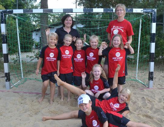 Minis Scharmbeck - Saison 2013/14 - Jahrgang 2005/06