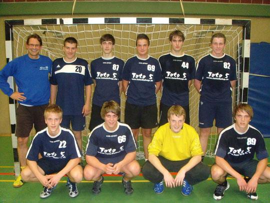Männliche A-Jugend - Saison 2010/11 - Jahrgang 1992/93