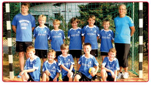 männliche E-Jugend - Saison 2014/15 - Jahrgang 2004/05
