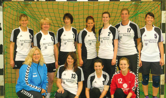 2.Damen - Saison 2012/13