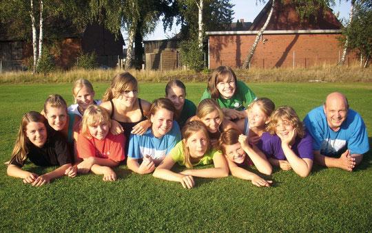 Weibliche C-Jugend - Saison 2009/10 - Jahrgang 1995/96