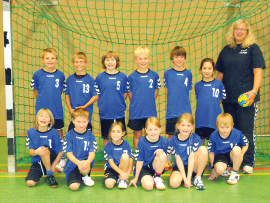 Minis Luhdorf - Saison 2012/13 - Jahrgang 2004/05