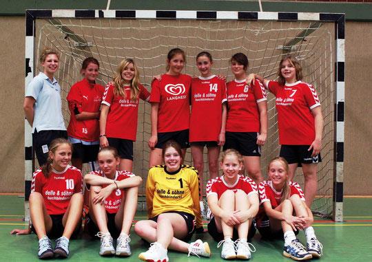 Weibliche C-Jugend (1) - Saison 2010/11 - Jahrgang 1996/97