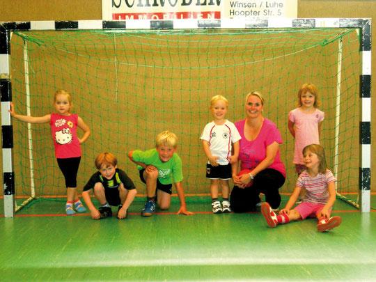 Superminis Luhdorf - Saison 2011/12 - Jahrgang 2005/06