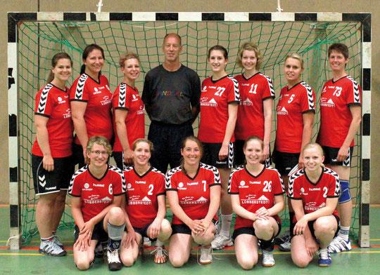 1.Damen - Saison 2011/12