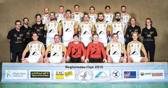 1.Herren - Saison 2015/16 - Regionsoberliga