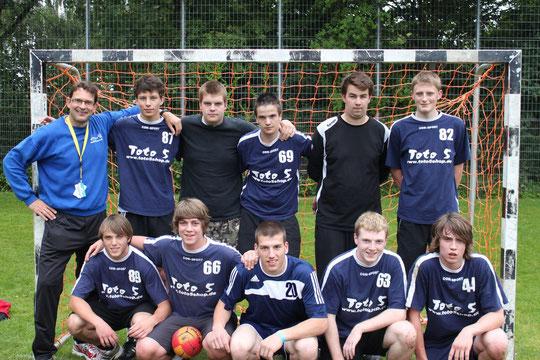 Männliche A-Jugend - Saison 2011/12 - Jahrgang 1993/94