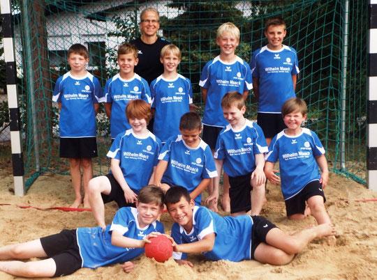 männliche E-Jugend - Saison 2015/16 - Jahrgang 2005/06