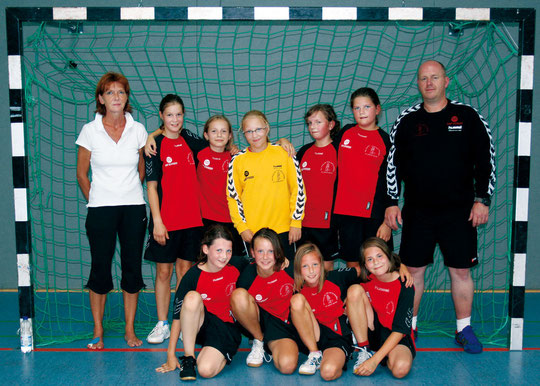 Weibliche D-Jugend - Saison 2010/11 - Jahrgang 1998/99