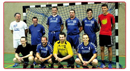 2.Herren - Saison 2014/15