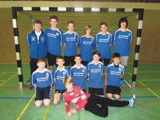 männliche C-Jugend - Saison 2013/14 - Jahrgang 1999/2000