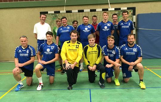 2.Herren - Saison 2016/17 - Regionsliga