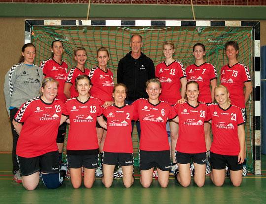 1.Damen - Saison 2012/13