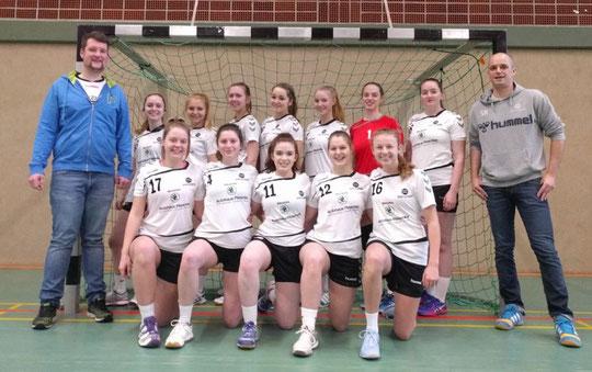 weibliche A-Jugend - Saison 2017/18 - Jahrgang 99/2000 - Landesliga