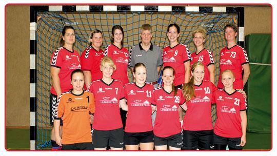 1.Damen - Saison 2014/15