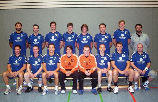 1.Herren - Saison 2012/13