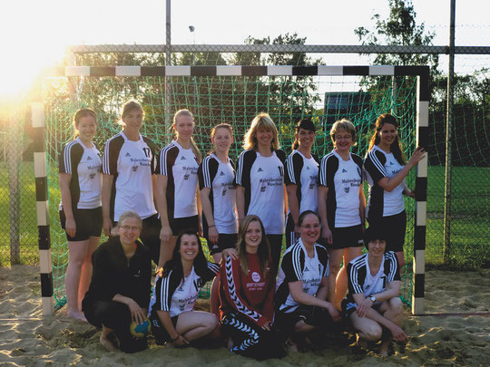 2.Damen - Saison 2013/14
