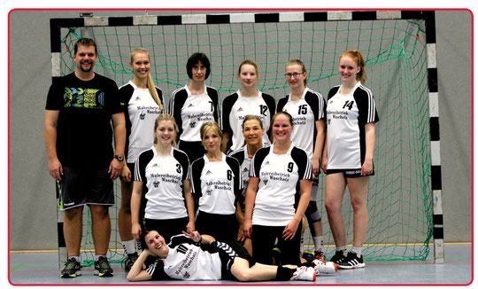 2.Damen - Saison 2014/15