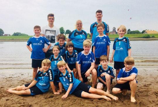 männliche E-Jugend - Saison 2018/19 - Jahrgang 2008/09