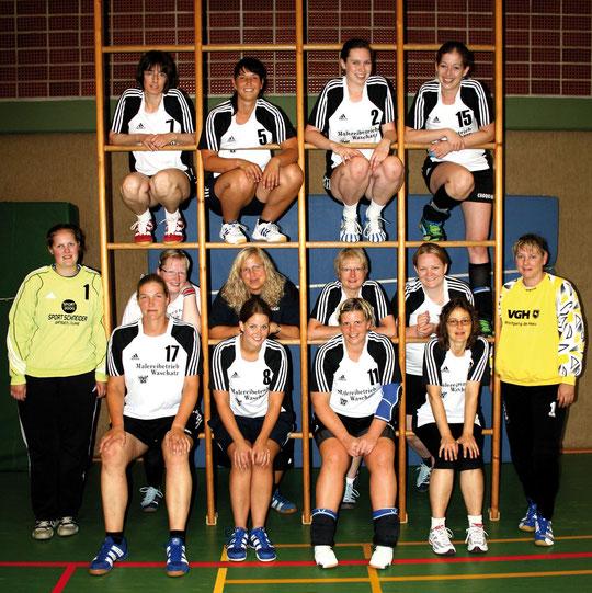 2.Damen - Saison 2011/12