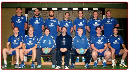 1.Herren - Saison 2014/15