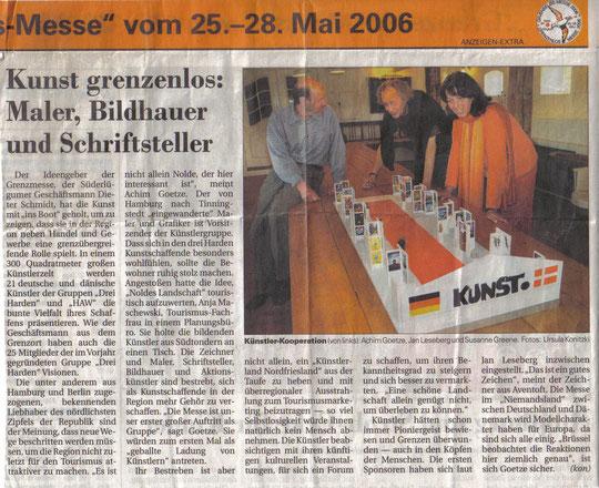 Grenzenlos -hier mit Achim Goetze und Jan Leseberg